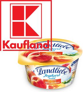 [Kaufland lokal] Pforzheim Brötzingen - Landliebe Fruchtjoghurt für 0,09€