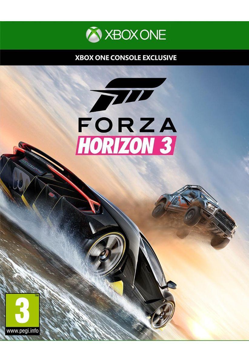Forza Horizon 3 XBOX One @SimplyGames