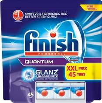 [Edeka Markt] - Finish Powerball Quantum XXL 45 Tabs - Nur bis 03.12