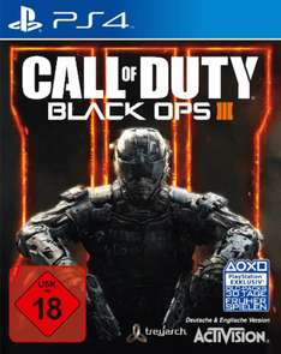 (Gamestop) Call of Duty: Black Ops 3 (PS4) für 19,99€
