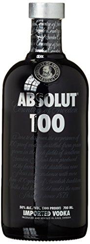 Absolut 100 Vodka (0,7l/1l) für 15,99€ (als Prime Mitglied) bei Amazon (Tagesangebot)