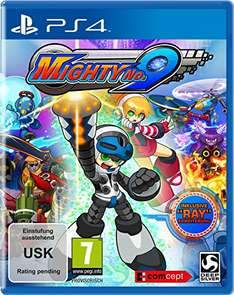 (Amazon Prime) Mighty No.9 (PS4) für 12,99€
