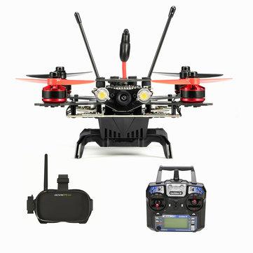 Eachine Assassin 180 V2 - eine FPV Racing Drohne im Komplettset