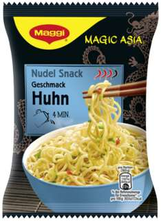 Maggi Asia Nudelsnack 12x ... (roter Netto)