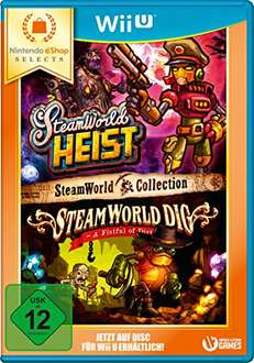 (Amazon) SteamWorld Collection Nintendo - eShop Selects - [Wii U]