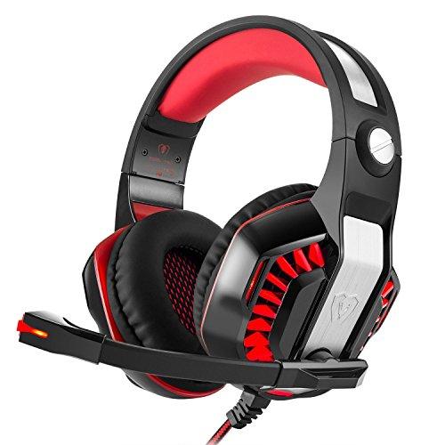 [Amazon] Gaming Headset mit Mikrofon, 3,5mm, Surround Sound für 18,19 Euro statt 33,99 Euro