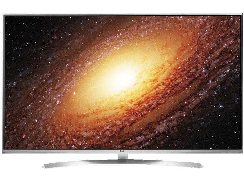 [Saturn Late Night Special]LG 60UH8509 151 cm (60 Zoll) Fernseher (Ultra HD, Triple Tuner, Smart TV, HDR, 3D)  für 1399,-€ Versandkostenfrei