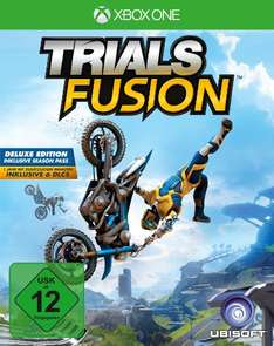[Amazon.de Prime] Trials Fusion Deluxe Edition für Xbox One