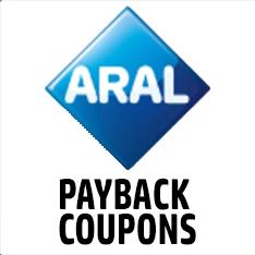 (Aral/Payback) Langzeitcoupon 250 EXTRA bis 31.12.2017 UND 7-Fach bis 31.12.16 auf Kraftstoffe und Erdgas