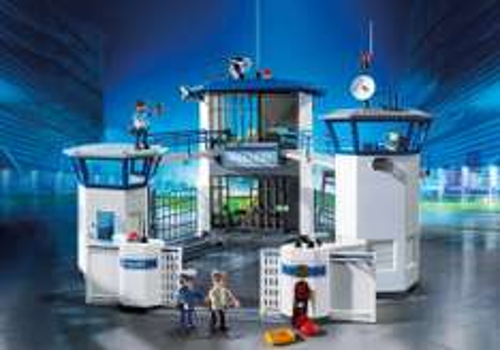 Playmobil Polizei Kommandozentrale (6872) für 53,99 € (min. 52,79 €) incl. Versand. Idealo ab 63,49 €