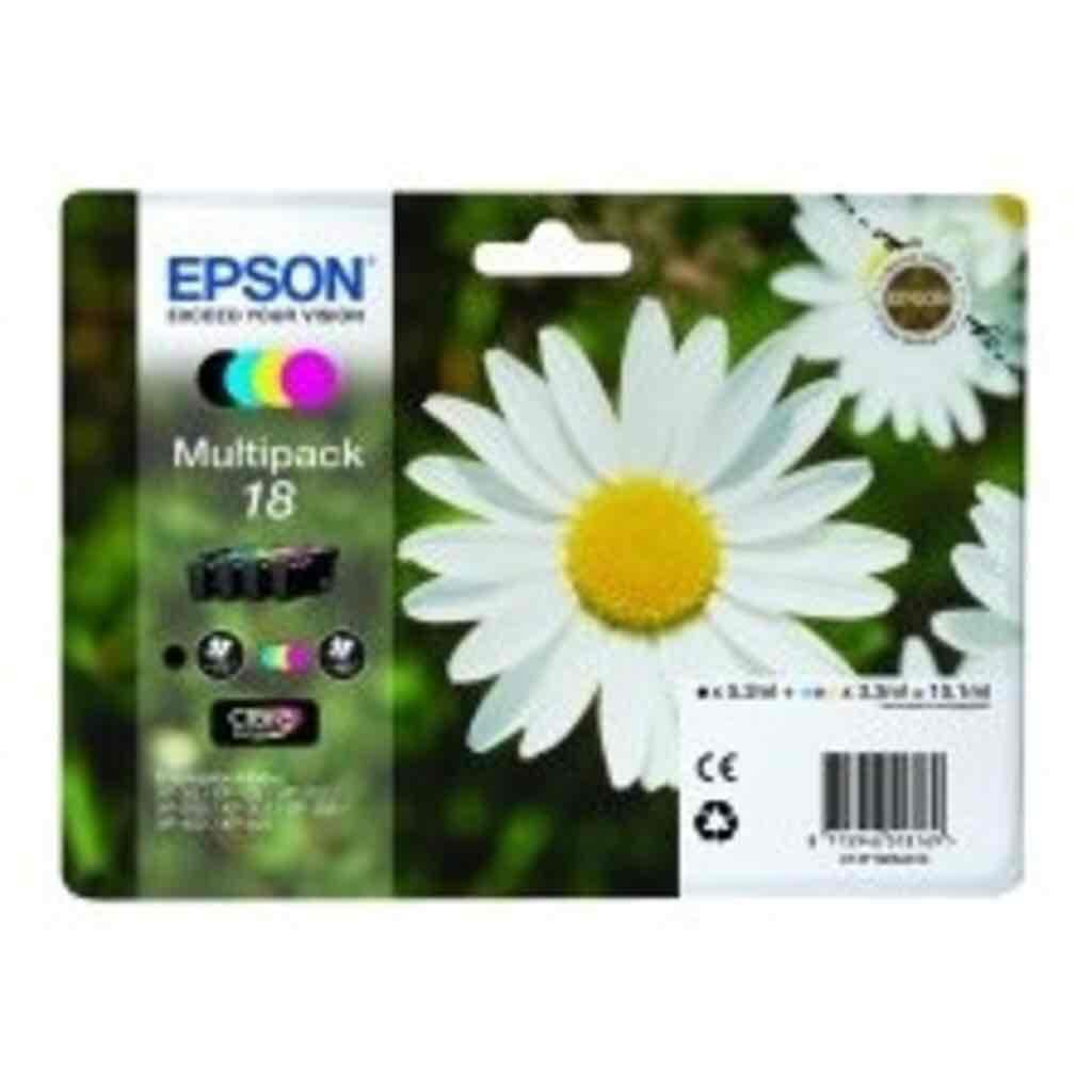 [HITMEISTER]EPSON T1806 Druckerpatronen Multipack 52% unter idealo