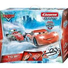 ebay - Wow - DISNEY PIXAR CARS ICE DRIFT 62359 RENNBAHN LIGHTNING MCQUEEN 6,2M