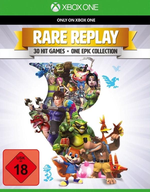 [GameStop] Rare Replay (Xbox One) für 9,99€ - online ausverkauft aber in fast allen Filialen noch verfügbar