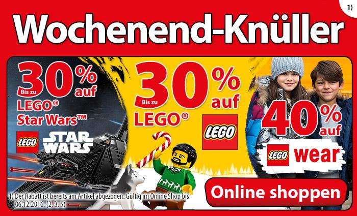 30% auf Kinderkleidung von LEGO wear z.B. Sterntaler Regenjacke für 26,99€ statt 44,99€