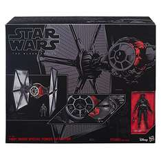 Hasbro B3954EU6 - Star Wars E7 First Order Special Forces Tie-Fighter für 67,48€ bei [Amazon] statt ca. 128€