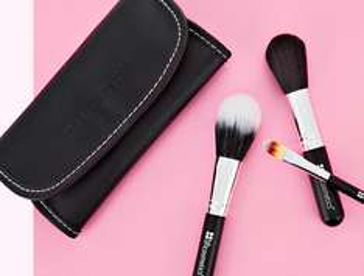 Gratis Pinselset (3-teilig) + gratis Versand bei BH Cosmetics ab 25€