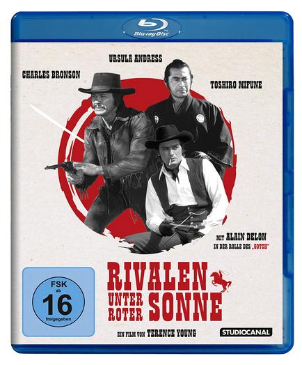 (MediaMarkt + Amazon) Rivalen unter roter Sonne [Blu-ray] für 4,99€