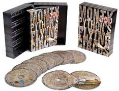 [Amazon Blitzangebot] Monty Python's Flying Circus - Box (7 DVDs)