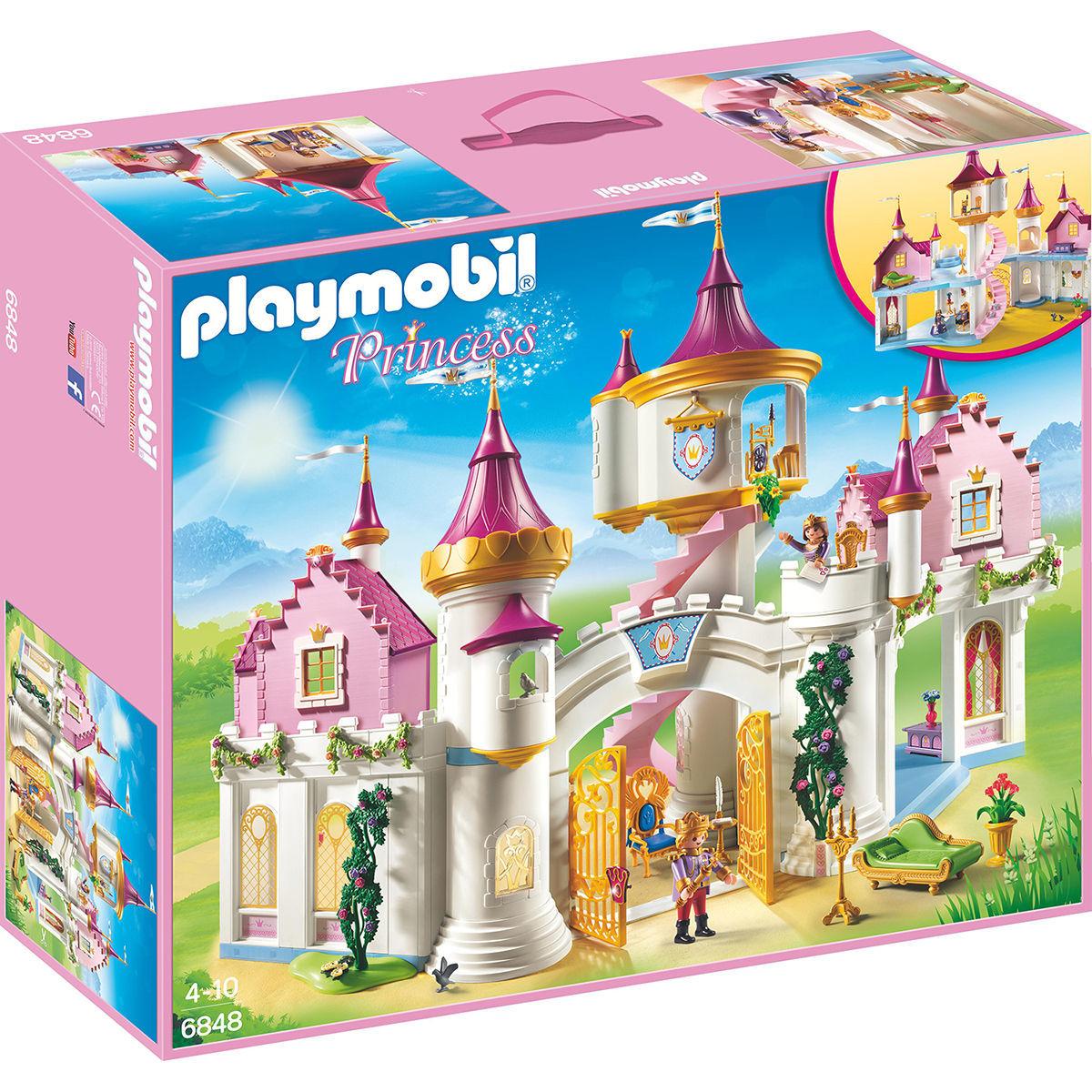 Playmobil Prinzessinnenschloss 6848 für weniger als 70 Euro auf Karstadt.de