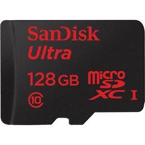 SanDisk Ultra 128GB microSDXC 80MB/s UHS-1 7€