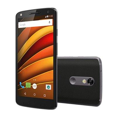"""Motorola Moto X Force Schwarz und Weiß [13,72cm (5,4"""") WQHD, 64GB interner Speicher, 2.0GHz Octa-Core, 21MP Kamera] @gearbest"""