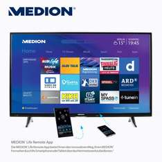 "[LOKAL ALDI Nord] ab 08.12. Medion 43"" Ultra HD Smart-TV mit LED-Backlight-Technologie"