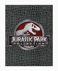 Jurassic Park Collection - Dino-Skin Edition (Blu-ray)