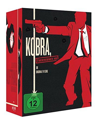 [Amazon Blitzangebot] Kobra, übernehmen Sie! – Die komplette Serie (46 DVDs)