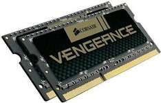 Corsair VENGEANCE DDR3 Notebook RAM Kit, 2x8GB, 1600Mhz