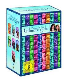 [amazon] Gilmore Girls komplett auf DVD 39,97€