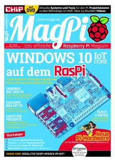 [Chip Adventskalender] MagPi Sonderheft - Vollversion (eBook)