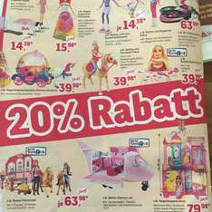 BARBIE RANCH SET ZUM BESTPREIS TOYS'R'US AB 05.12.