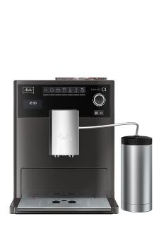 Wieder da! [brands4friends] MELITTA Kaffeevollautomat E970-205 Caffeo CI für nur 459€ (mit Shoop)