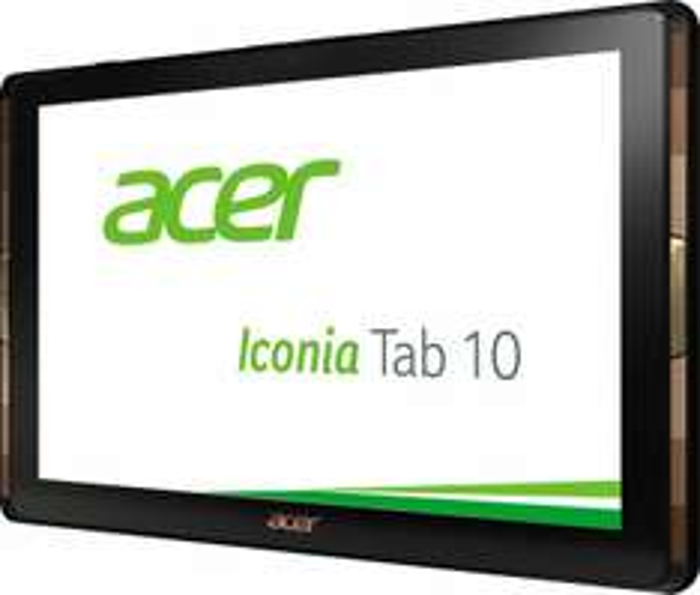 [Mediamarkt] ACER Iconia Tab 10(A3-40)10.1 Zoll ,2 GB RAM/ 32 GB / Android™ 6.0/ 4 Lautsprecher 159€