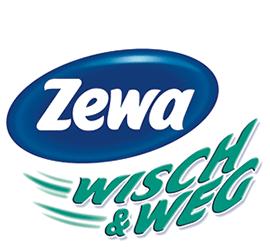 [Edeka Markt] - Zewa Wisch und Weg Haushaltstücher - versch. Sorten - 4x45 Blatt