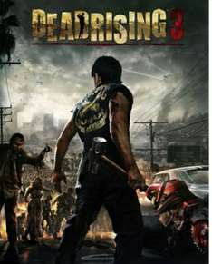 Deadrising 3 xbox one