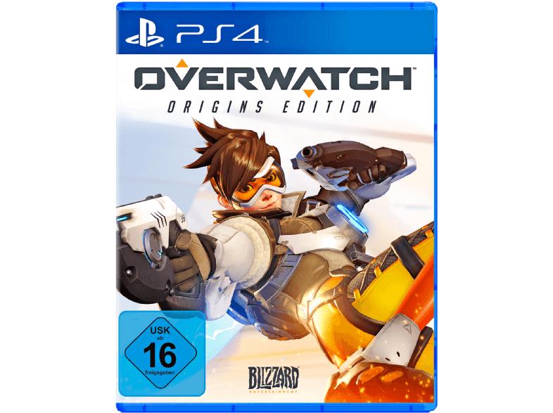Overwatch [PS] & [XBOX] bei MediaMarkt Spandau - 35€