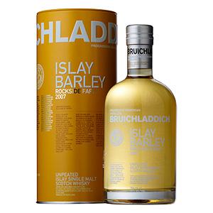 Viele Whiskys sehr günstig im [real,- Onlineshop] - z.B. Bruichladdich Islay Barley Single Malt  für 37 € statt 50 €