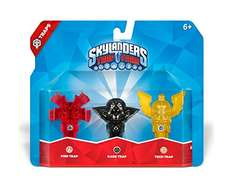 [Amazon Prime] Skylanders Trap Team Fallen - 3er Set mit Kaos, Fire & Tech Trap für 19,99€ - Weitere 3er Trap Sets ab 16,99€