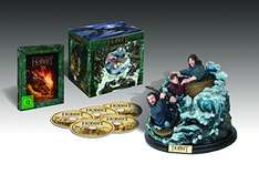 [Amazon Blitzangebot] Der Hobbit: Smaugs Einöde – Extended Collector's Edition (2D + 3D Blu-ray)