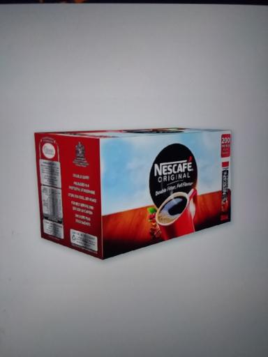 [Amazon Prime] Nescafe Original Kaffee-Sticks 200 Stk