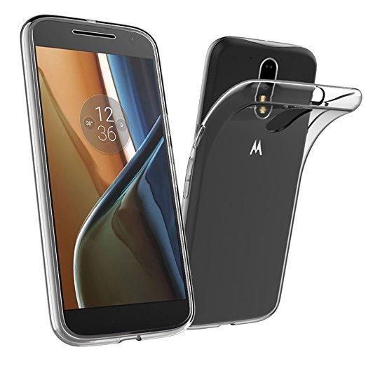 Handyhüllen (Bumper) von Simpeak bis 50% günstiger bei Amazon, z.B. 2 Stk. Hülle für Moto G4/G4 Plus für 3,22