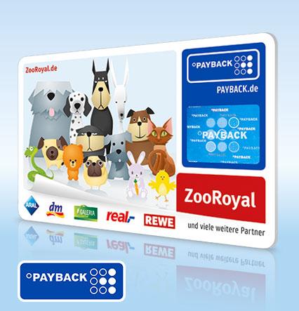 24-Fach Payback Punker über Zooroyal
