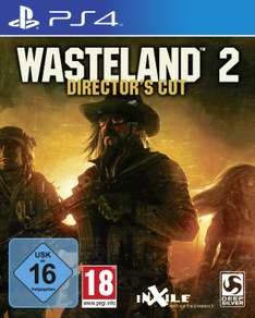 [amazon.de Prime] Wasteland 2 - Director's Cut (PS4) für 12,99€ statt 20€