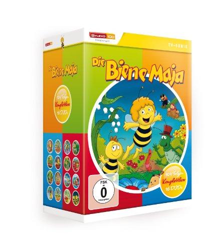 Die Biene Maja(alte Folgen) - Komplettbox [16 DVDs] und Heidi - TV-Serien Komplettbox [8 DVDs] bei [Amazon]