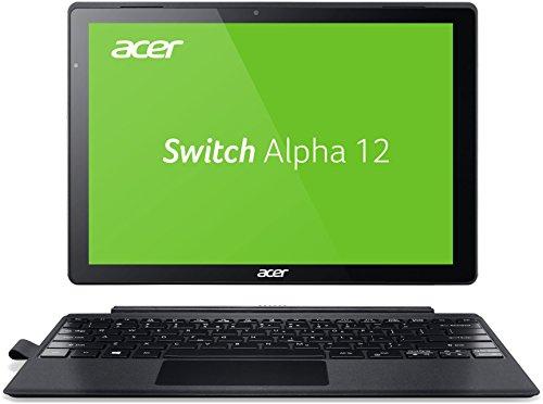 Acer Switch Alpha 12 Convertible (Intel Core i3-6100U, 4GB RAM, 128GB SSD, Intel HD Graphics 520, Win 10)