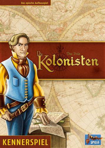 [Spiele-Offensive] Die Kolonisten (Neuerscheinung, episches Strategiespiel) im Adventskalender