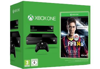 Xbox One 500GB mit Kinect und fünf Spielen