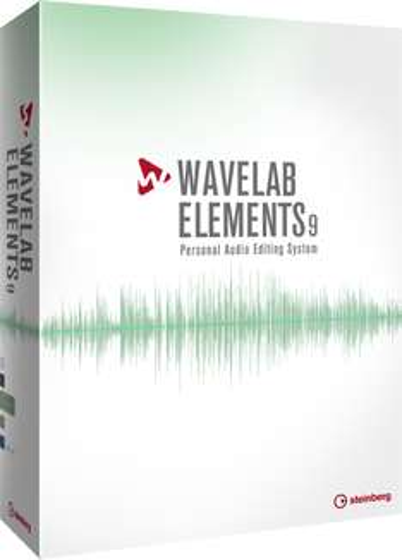 WaveLab Elements 9 für € 49,99 statt 99,99