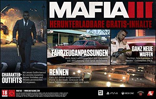 [PS4] Mafia III - Collector's Edition günstig mit Seasonpass für 69,97 + Versand (Blitzangebot)